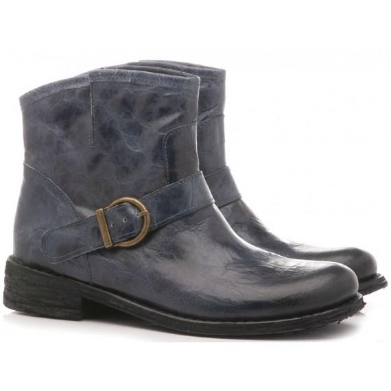 Felmini Women's Ankle Boots A946 Vega Blu