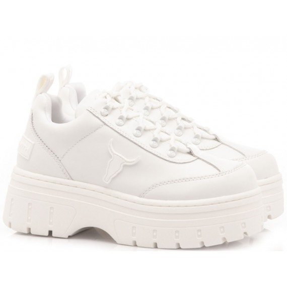 Windsor Smith Sneakers Donna Lit White