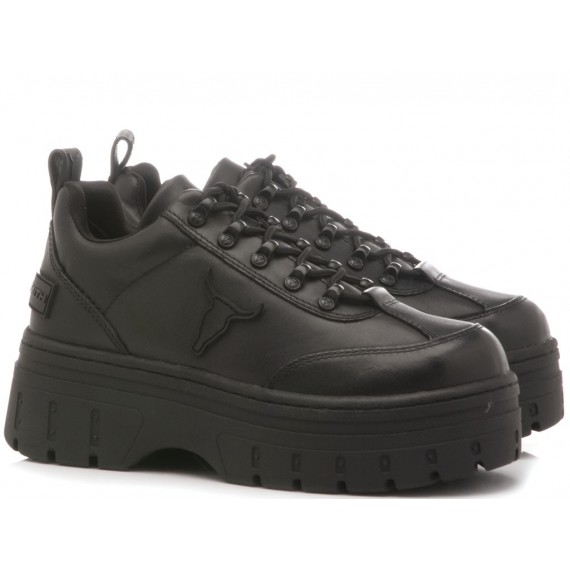 Windsor Smith Sneakers Donna Lit Nero