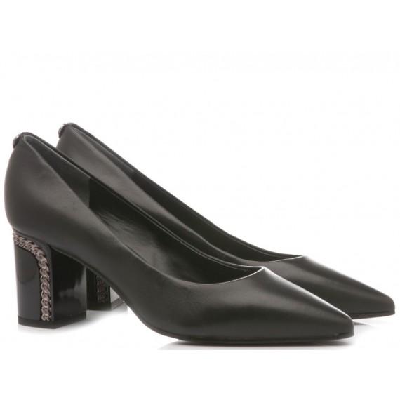 Guess Women's Shoes Decolletè Black