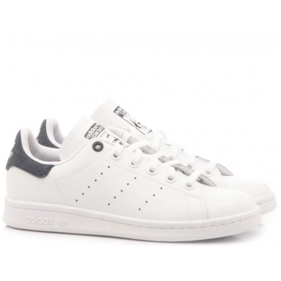 Adidas Sneakers Bambini Stan Smith J E6173