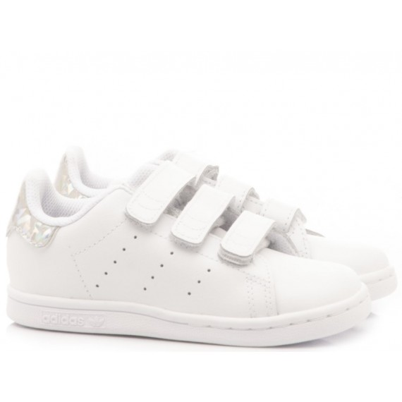Adidas Children's Sneakers Stan Smith CF I EE8485