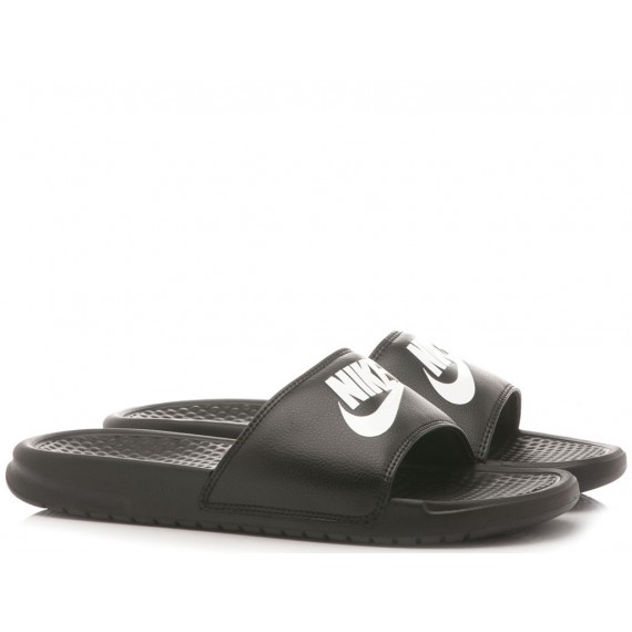 Nike Men's Slippers Benassi JDI Black