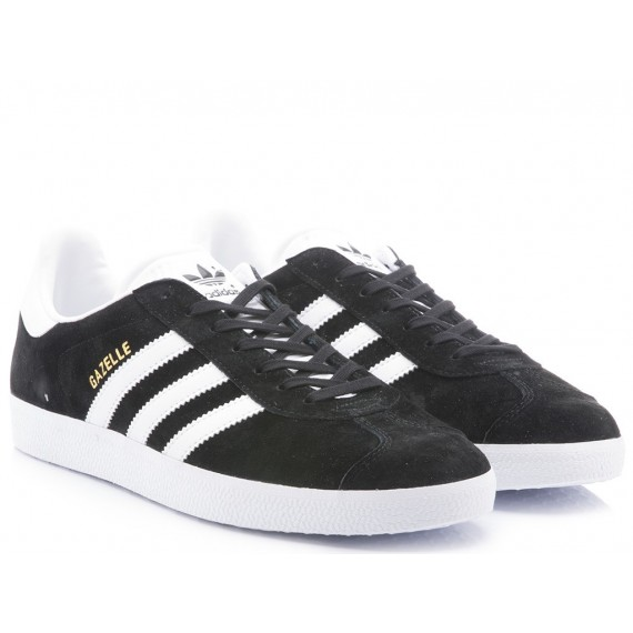 Adidas Children's Sneakers Gazelle Black-White BB5476