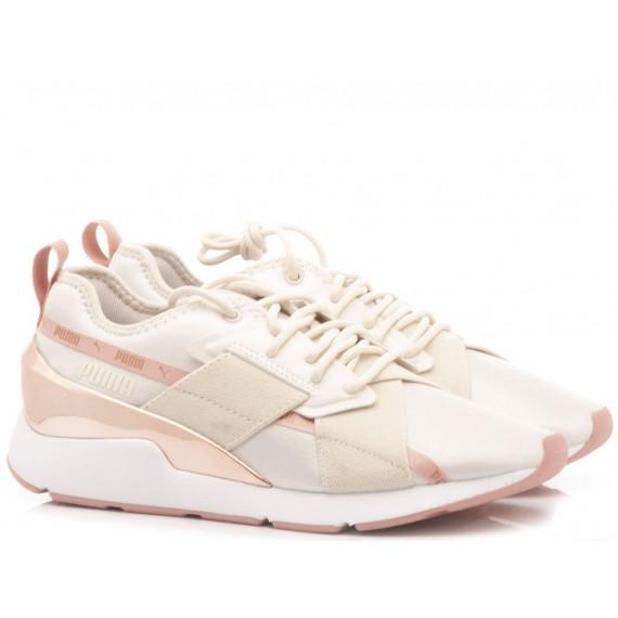 Puma Sneakers Donna Muse X2 Metallic Wn's 370838-03