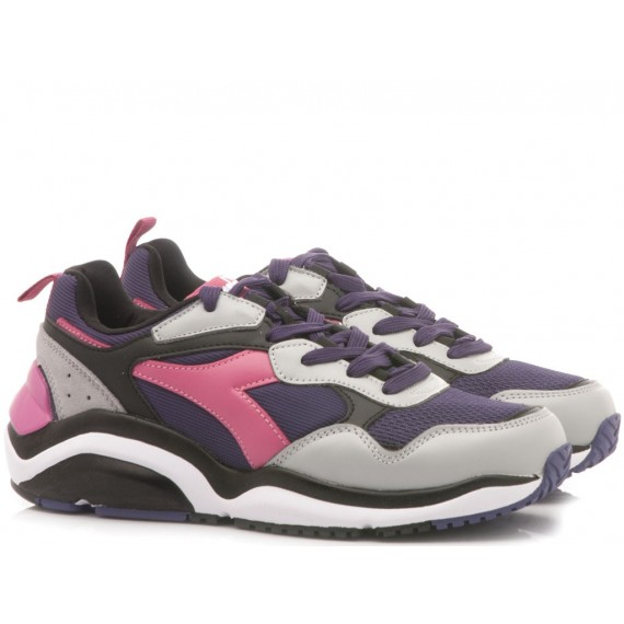 Diadora Women's Sneakers Wizz Run Wn Purple