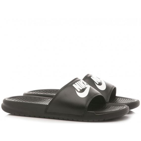 Nike Women's Slippers Benassi JDI Black