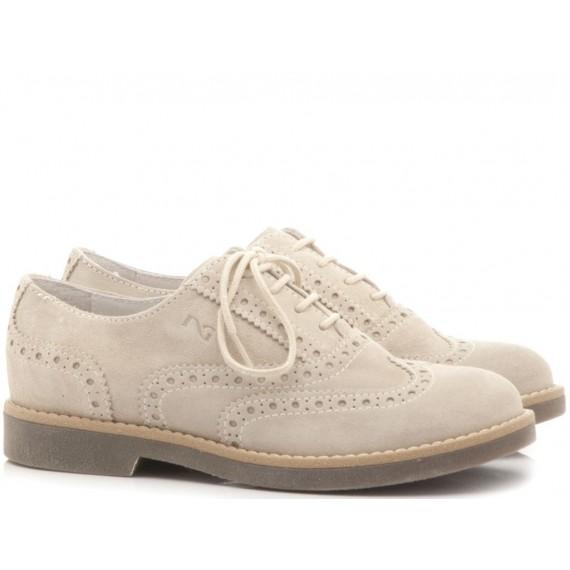 Nero Giardini Children's Shoes Suede Ivory