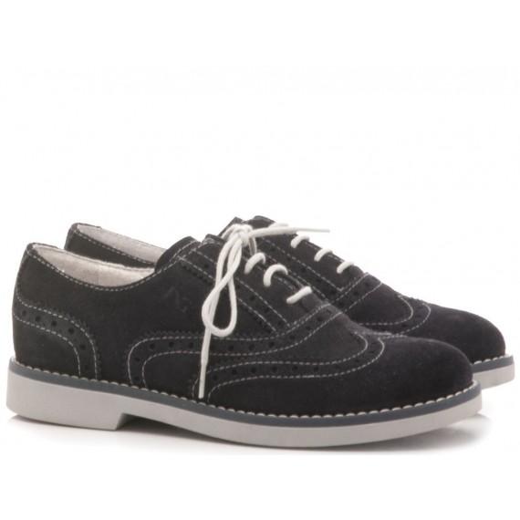 Nero Giardini Children's Shoes Suede Blu