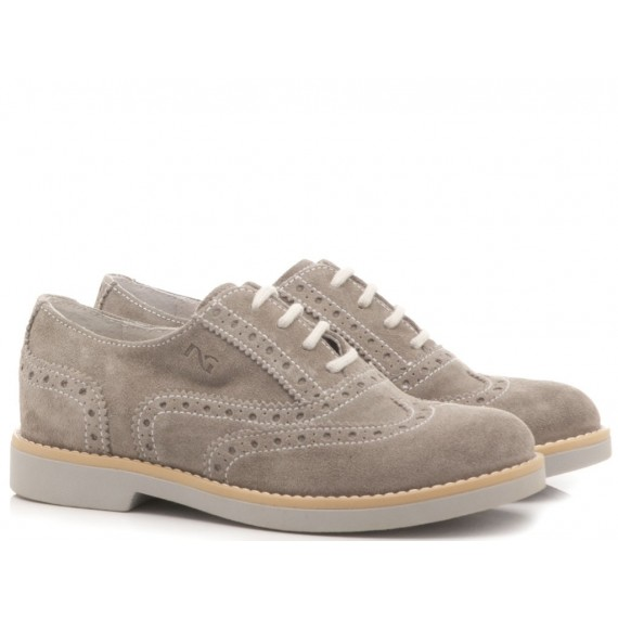 Nero Giardini Children's Shoes Suede Smoke