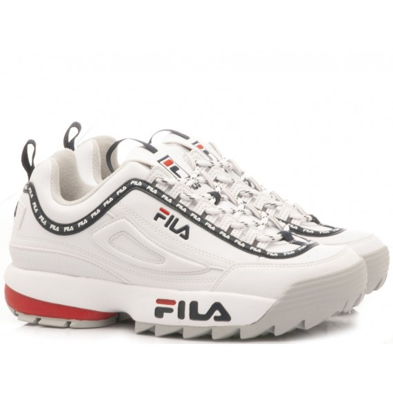 Fila Women's Sneakers Disruptor Logo Low Wmn