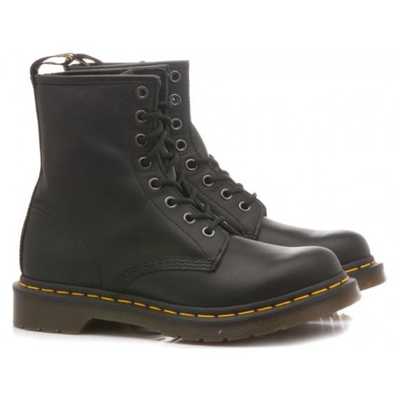 Dr. Martens Desert Boots Black-Noir Leather Nappa 11821002