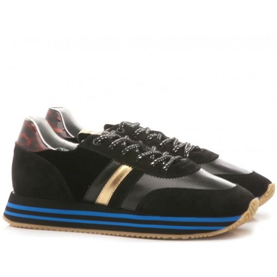 Serafini Sneakers Donna Torino Black