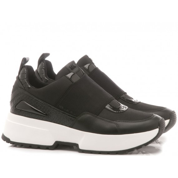 Michael Kors Sneakers Cosmo Slip On Pelle Nero