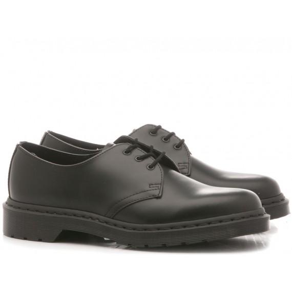 Dr. Martens scarpe Uomo Pelle Mono 1461 Black