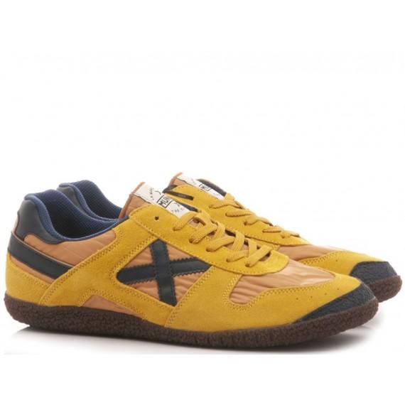Munich Scarpe Sneakers Uomo Goal Black Red 8001318
