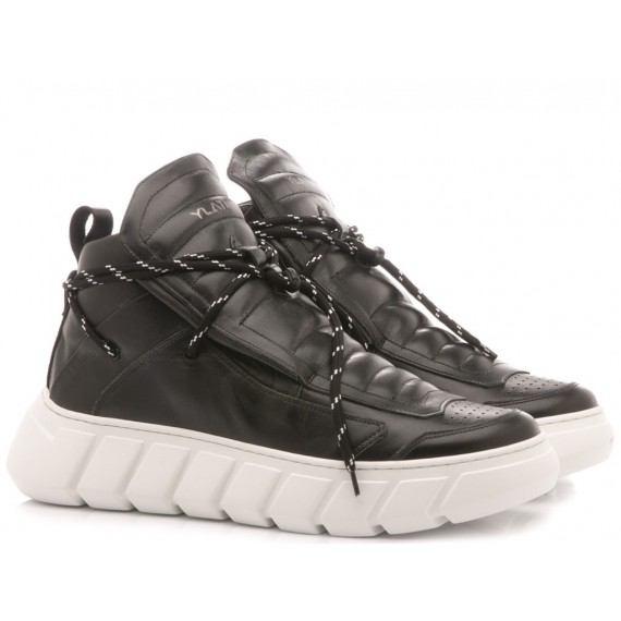 Ylati Sneakers Alte Uomo Ulisse Nero