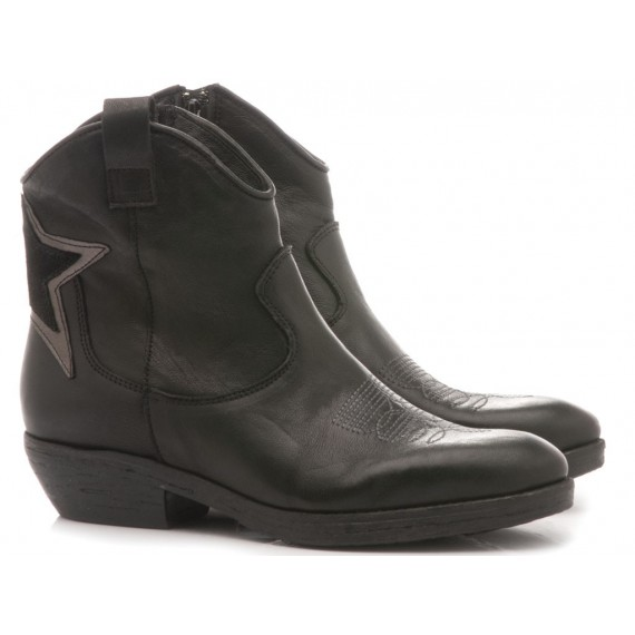 Concept Women's Ankle Boots West Black
