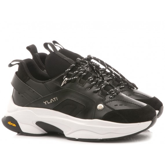 Ylati Sneakers Uomo Positano1 Nero