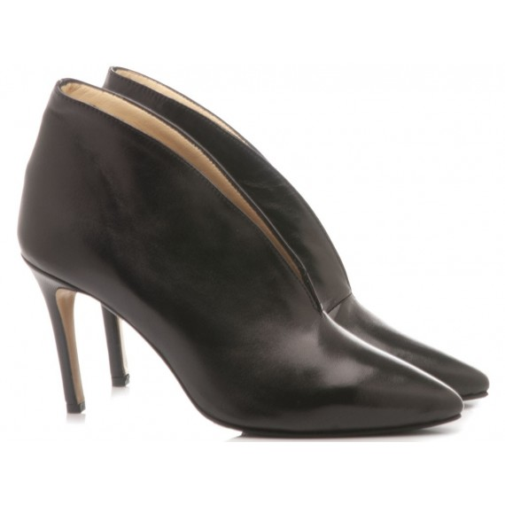 What For Women's Ankle Boots Siviglia Black TR8008