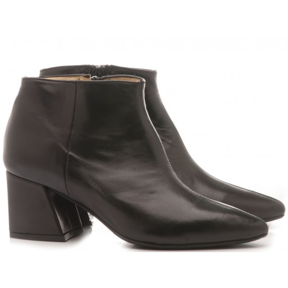 L'Arianna Women's Ankle Boots Siviglia Black TR1167/G
