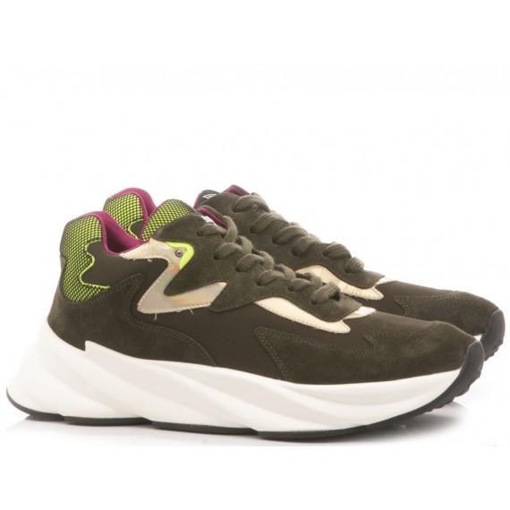 Elena Iachi Sneakers Donna E2210 Militare