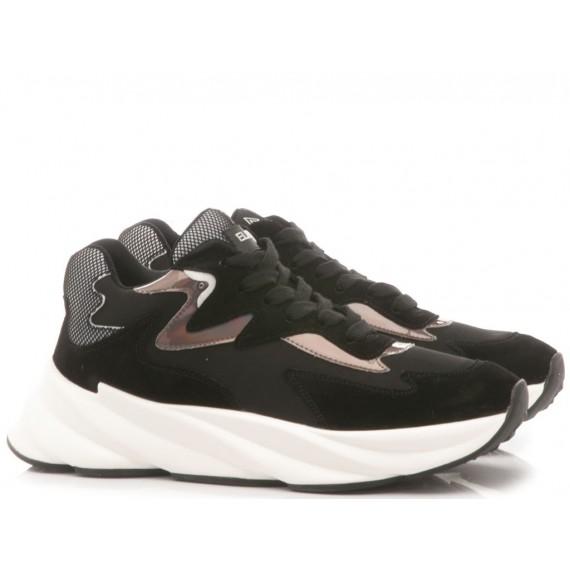 Elena Iachi Sneakers Donna E2210 Nero