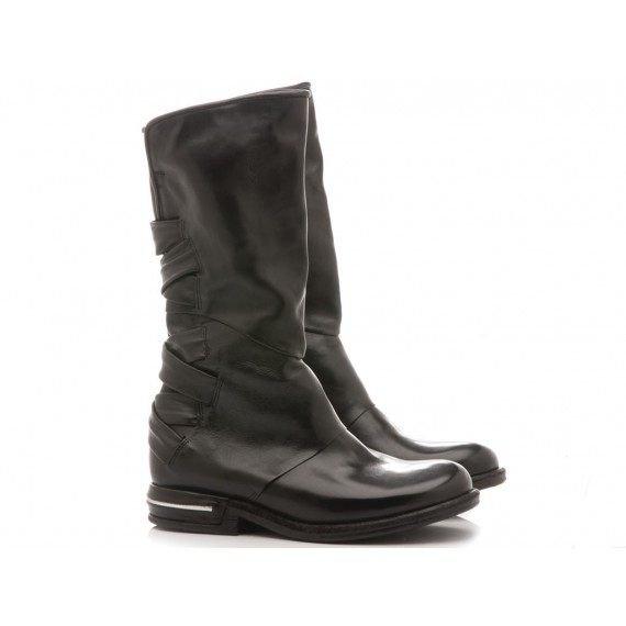 A.S. 98 Women's Boots Leather Black 516311