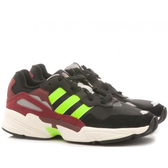 Adidas Sneakers Basse Uomo Ultra Boost Nero BA8842