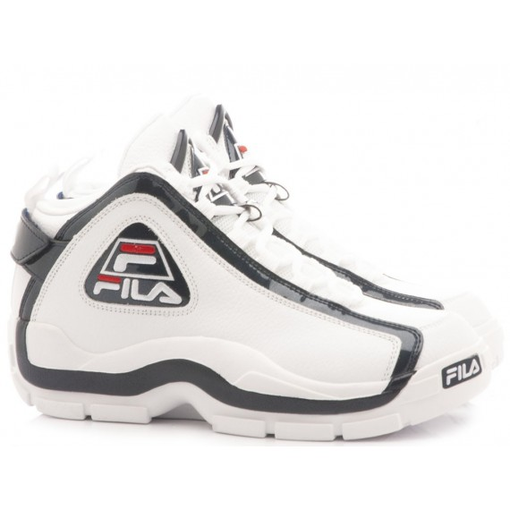 Fila Men's Sneakers Grant Hill 2 White