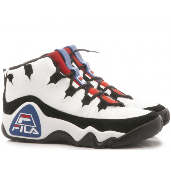 Fila Men's Sneakers Grant Hill 1 White