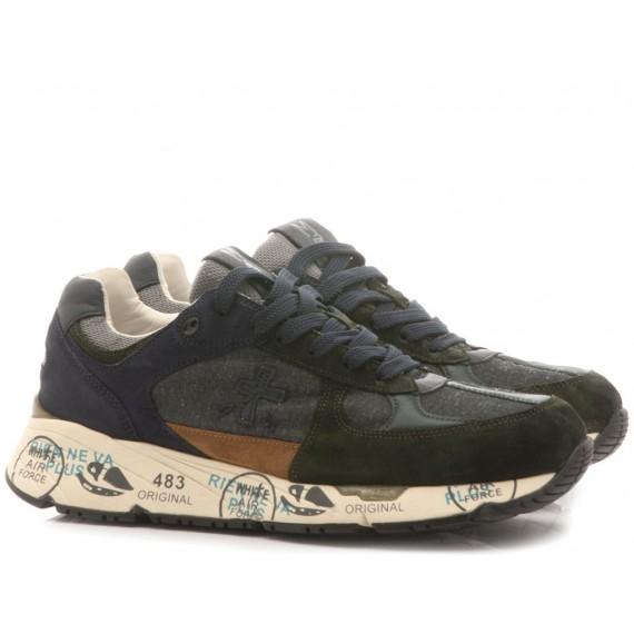 Premiata Men's Sneakers Mase 4152