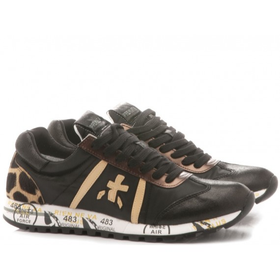 Premiata Sneakers Donna Lucy D 4078D