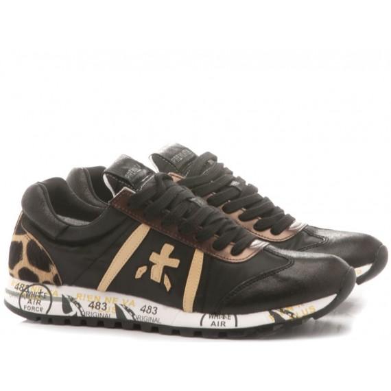 Premiata Women's Sneakers Lucy D 4078D