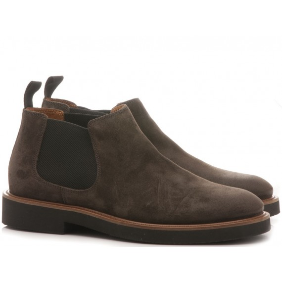 Frau Men's Ankle Boots Waxi Taupe