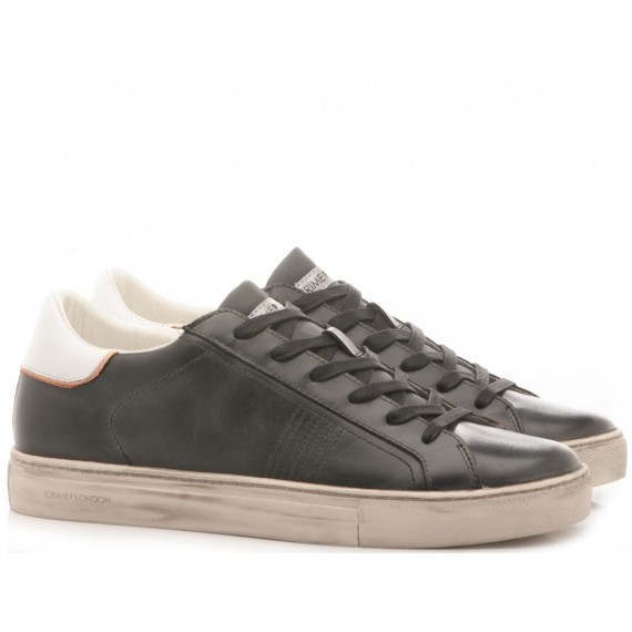 Crime London Sneakers Basse Uomo Beat Fumo
