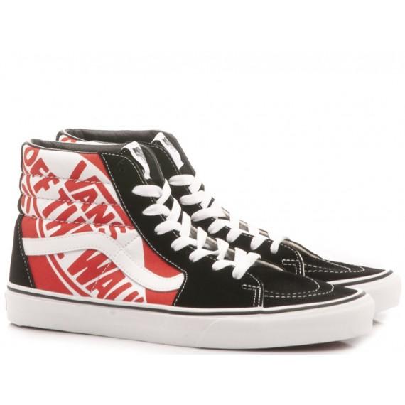 Vans Men's Sneakers Sk8-Hi VN0A4BV6V3T1
