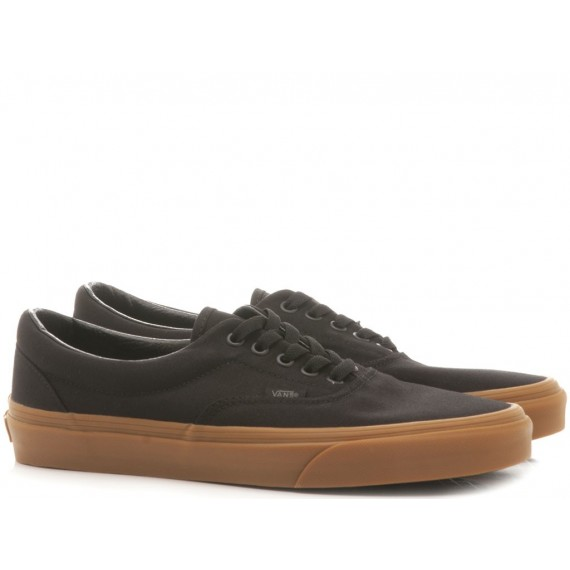 Vans Sneakers Uomo Old Skool Black-White VN000D3HY28