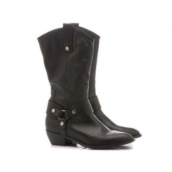 Curiositè Women's Boots Black