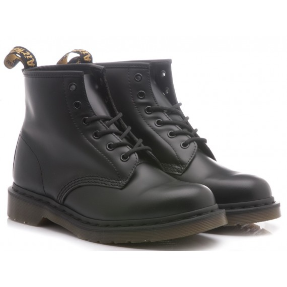 Dr. Martens Desert Boots Black-Noir Leather Smooth 10064001
