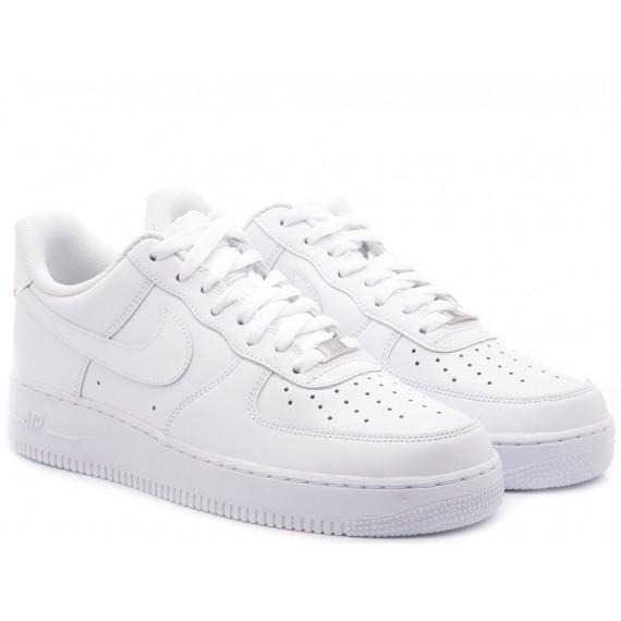 Nike Sneakers Uomo Air Force 1 07 White