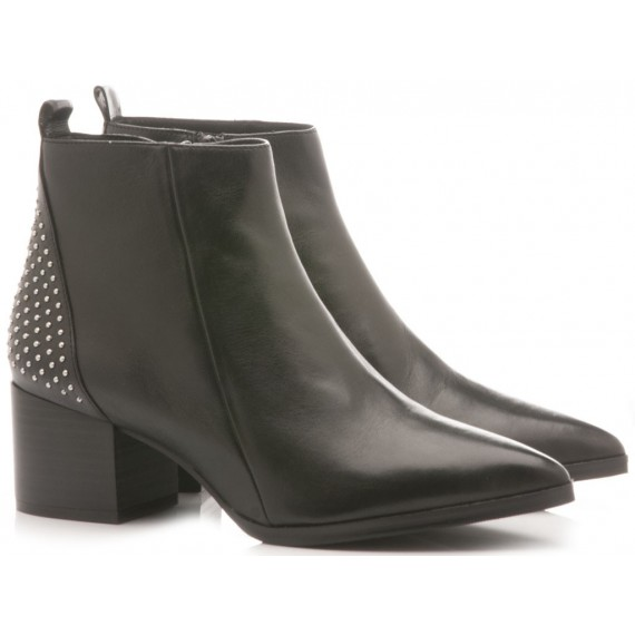 Adele Dezotti Women's Ankle Boots AX1301X Black