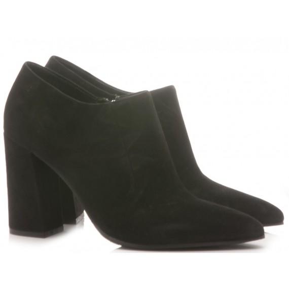 Adele Dezotti Women's Ankle Boots AX1704X Black