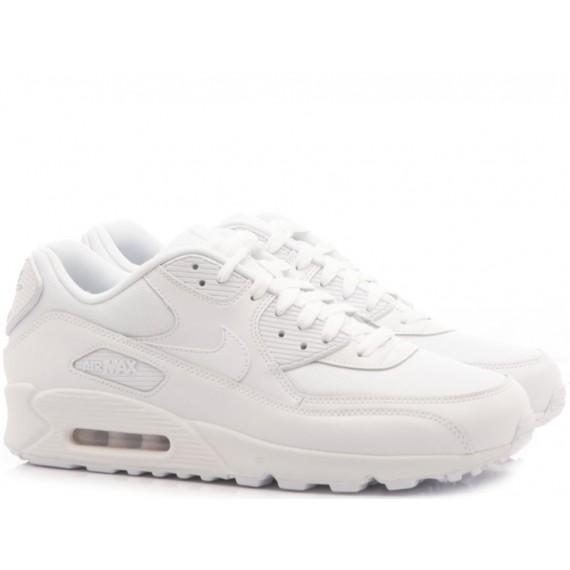 Nike Men's Sneakers Air Max '90 Essential White