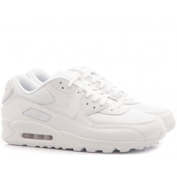 Nike Sneakers Uomo Air Max '90 Essential White