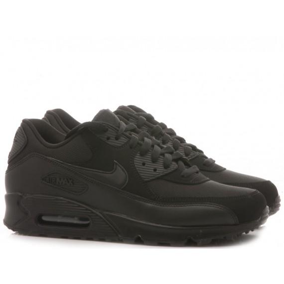 Nike Sneakers Uomo Air Max '90 Essential Black