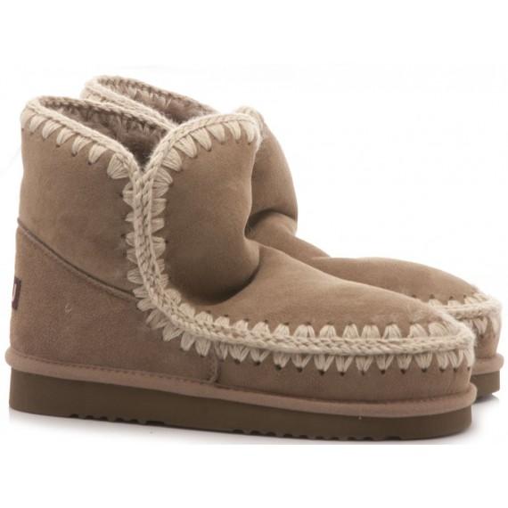 MOU Women's Ankle Boots Eskimo 18 Grey