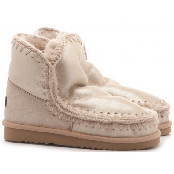 MOU Women's Ankle Boots Eskimo 18 Rose