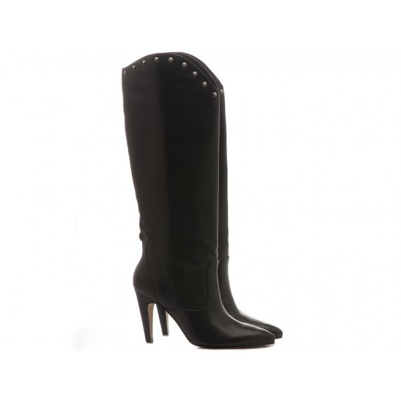 Guess Women's Boots Leather Black