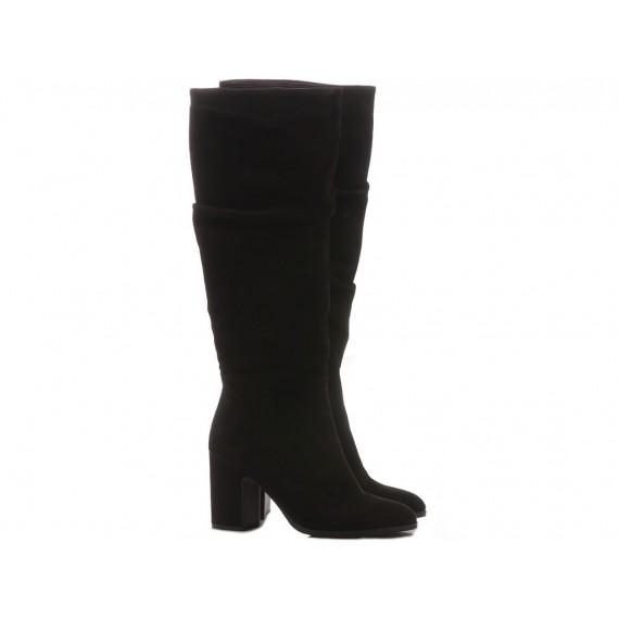 Adele Dezotti Women's Ankle Boots AX0701X Black